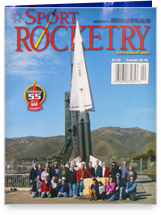 Photo of Sport Rocketry Magazine