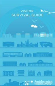 Smithsonian Visitor Survival Guide Cover