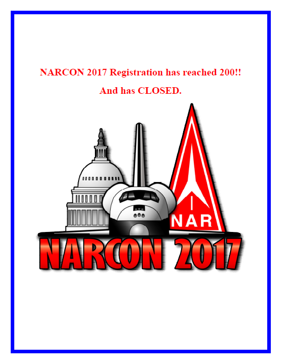 NARCON-2017 Registration Form