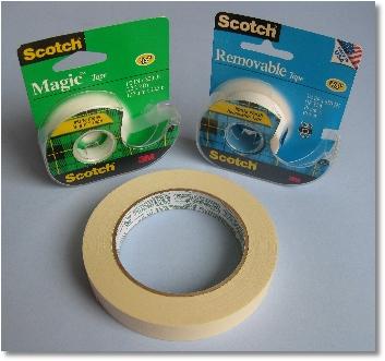 masking-tapes