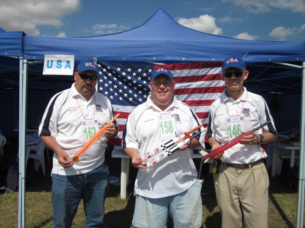 US S1B Team (Barber)