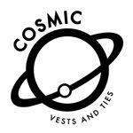 Cosmic Vests and Ties Logo