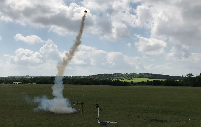 Family-friendly Model Rocket and HPR Launch