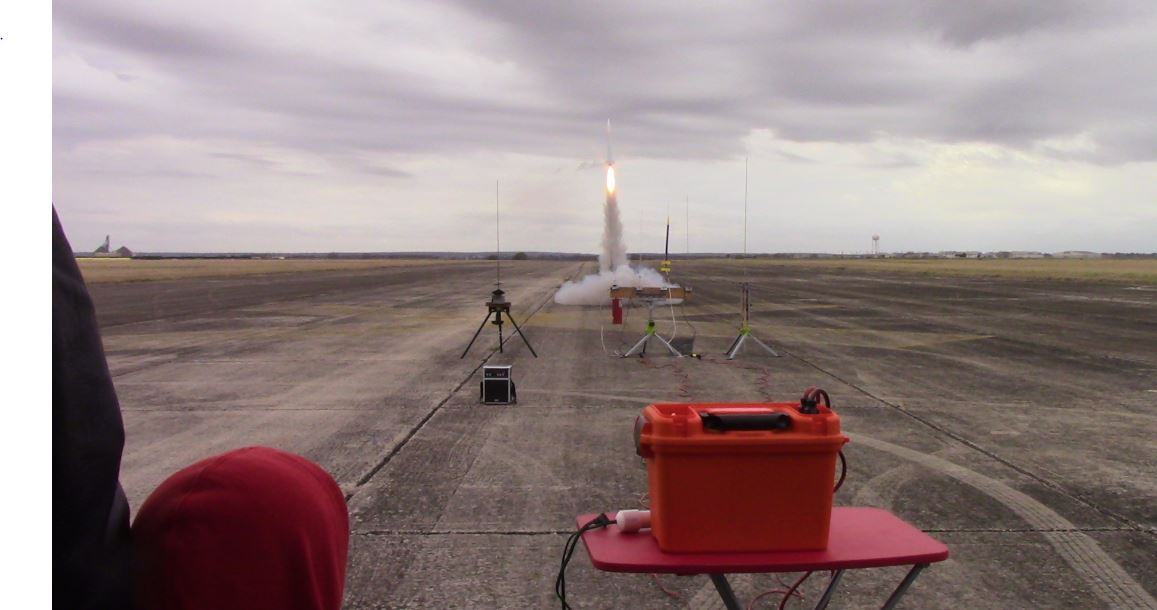 Family Friendly NAR Model Rocket and HPR Rocket Launch