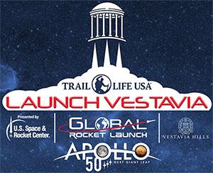 Launch Vestavia Apollo 11 50th Anniversary Global Rocket Launch